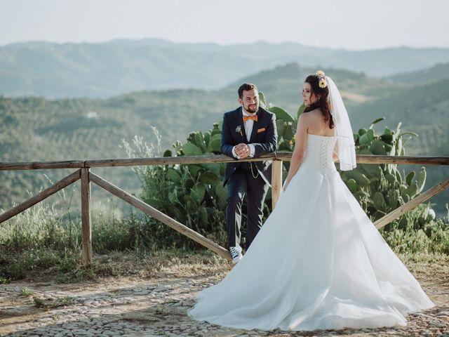 La boda de Carlos y Agri en Pulgarin Alto Y Bajo, Málaga 49