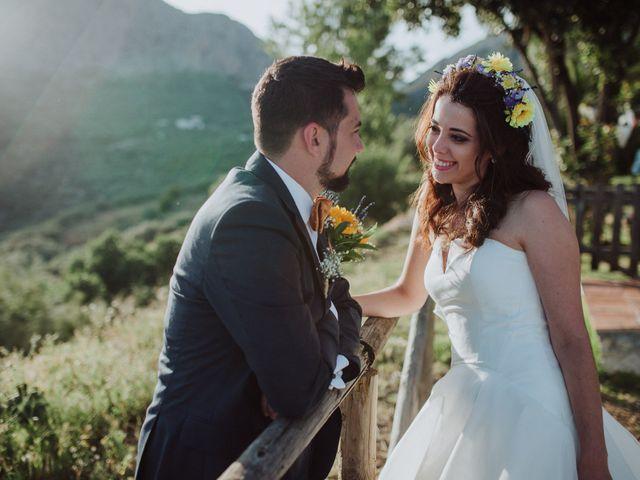 La boda de Carlos y Agri en Pulgarin Alto Y Bajo, Málaga 50