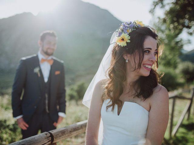 La boda de Carlos y Agri en Pulgarin Alto Y Bajo, Málaga 51