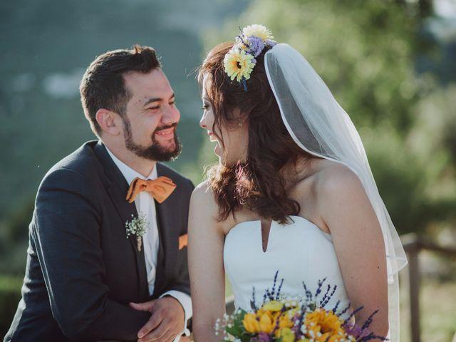 La boda de Carlos y Agri en Pulgarin Alto Y Bajo, Málaga 52