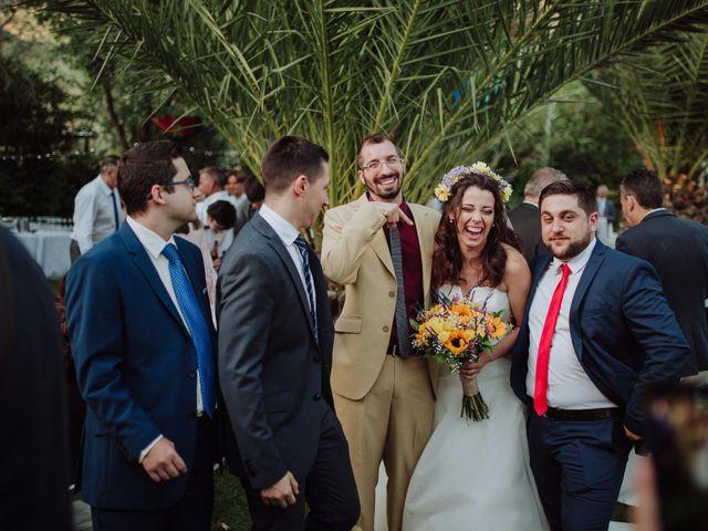 La boda de Carlos y Agri en Pulgarin Alto Y Bajo, Málaga 53