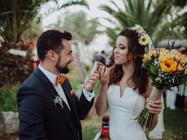 La boda de Carlos y Agri en Pulgarin Alto Y Bajo, Málaga 54