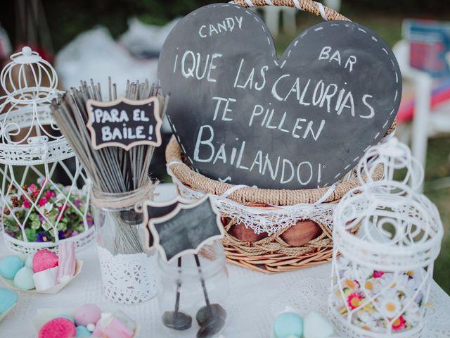 La boda de Carlos y Agri en Pulgarin Alto Y Bajo, Málaga 55