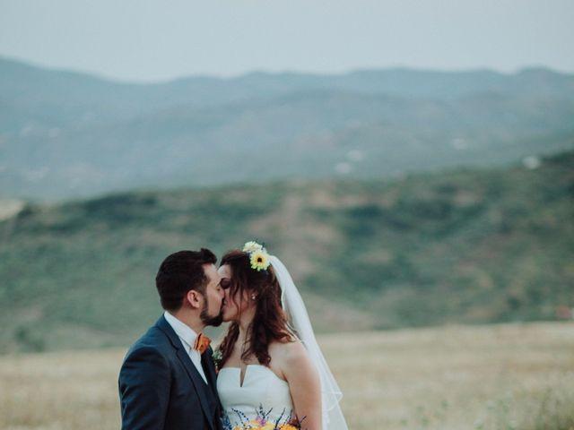La boda de Carlos y Agri en Pulgarin Alto Y Bajo, Málaga 60