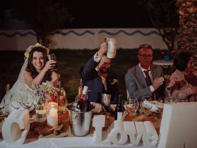 La boda de Carlos y Agri en Pulgarin Alto Y Bajo, Málaga 65