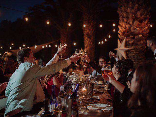La boda de Carlos y Agri en Pulgarin Alto Y Bajo, Málaga 66