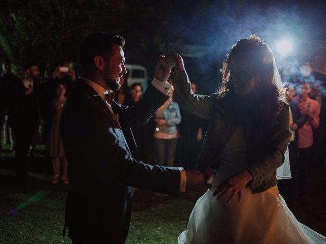 La boda de Carlos y Agri en Pulgarin Alto Y Bajo, Málaga 68