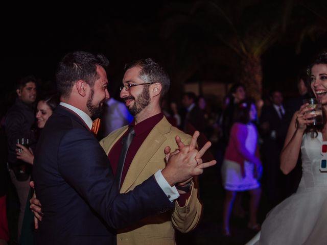 La boda de Carlos y Agri en Pulgarin Alto Y Bajo, Málaga 73