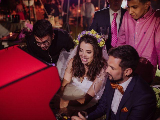 La boda de Carlos y Agri en Pulgarin Alto Y Bajo, Málaga 76