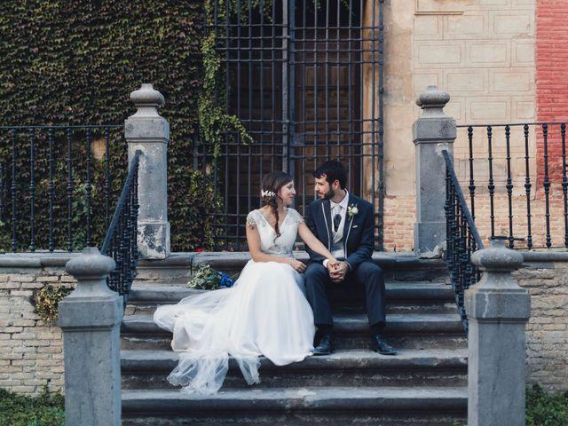 La boda de Saray y Marc