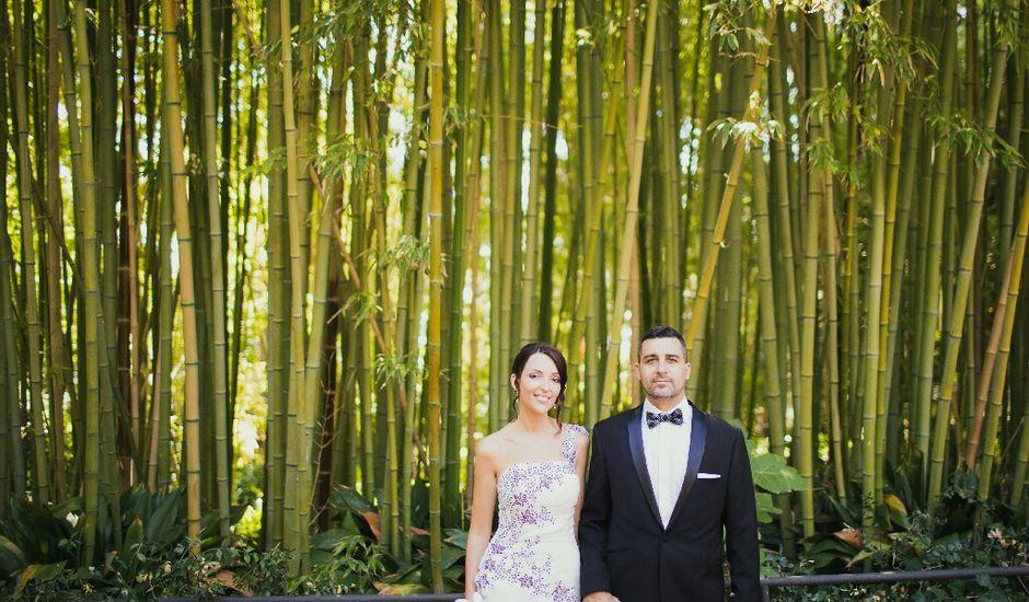 La boda de Ruben y Elisabet en Blanes, Girona
