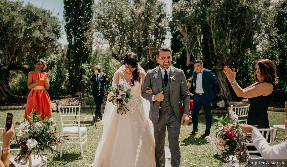 La boda de Borja y Imene en Gandia, Valencia