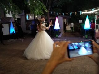 La boda de Aixa y Jona