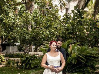 La boda de Elisa y Juan Alberto