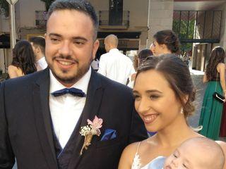 La boda de Albert y Thais 1