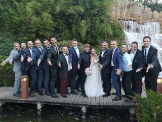 La boda de Albert y Thais