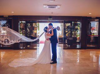 La boda de Pilar y Gustavo