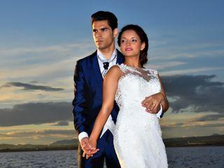 La boda de Andrea y Clemente