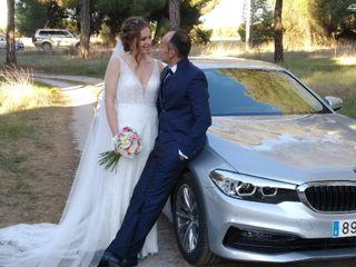 La boda de Tania y José Miguel
