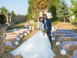 La boda de Olalla y Manuel