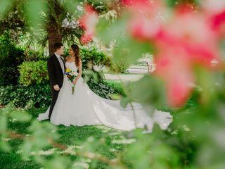 La boda de Génesis y Sergio