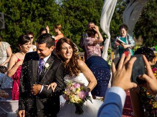 La boda de María y Agustín