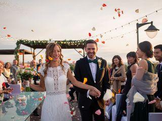 La boda de Irina y Alex