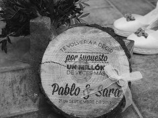 La boda de Sara y Pablo 1