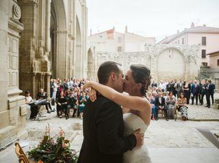 La boda de Sara y Pablo