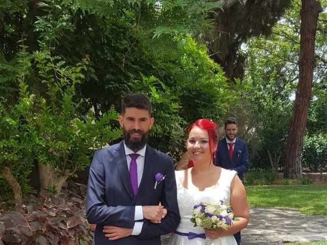La boda de Juan Alberto y Elisa en Arucas, Las Palmas 4