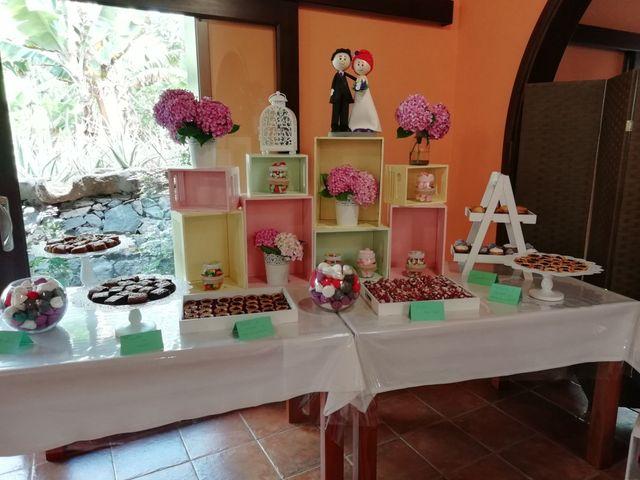 La boda de Juan Alberto y Elisa en Arucas, Las Palmas 7