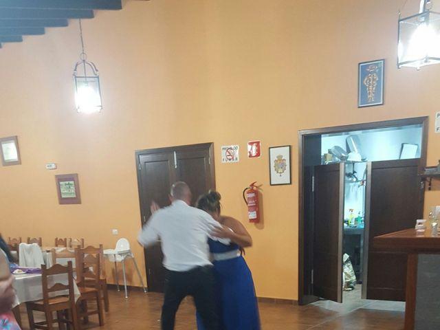 La boda de Juan Alberto y Elisa en Arucas, Las Palmas 8