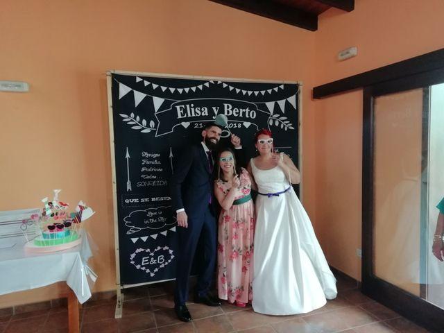 La boda de Juan Alberto y Elisa en Arucas, Las Palmas 9