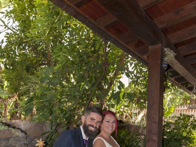 La boda de Juan Alberto y Elisa en Arucas, Las Palmas 10