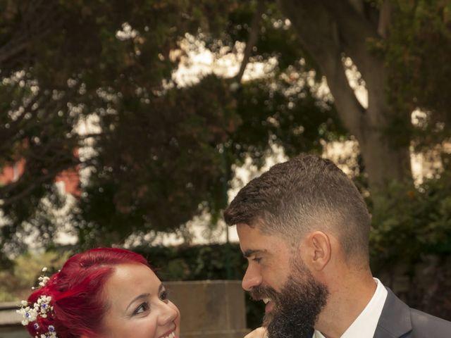 La boda de Juan Alberto y Elisa en Arucas, Las Palmas 12