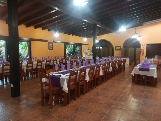 La boda de Juan Alberto y Elisa en Arucas, Las Palmas 15