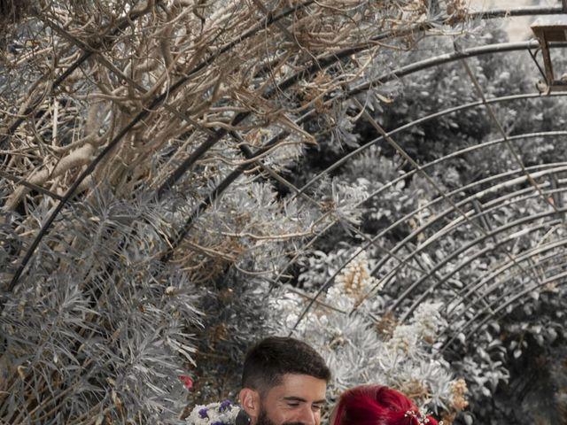 La boda de Juan Alberto y Elisa en Arucas, Las Palmas 17