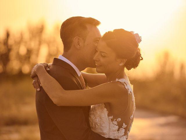 La boda de Shushi y Jose Manuel