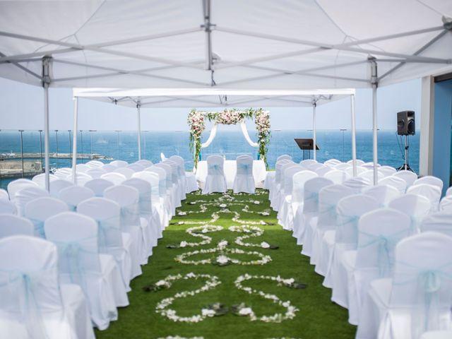 La boda de Gustavo y Pilar en Puerto De La Cruz, Santa Cruz de Tenerife 7