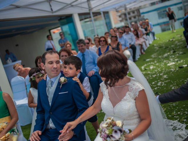 La boda de Gustavo y Pilar en Puerto De La Cruz, Santa Cruz de Tenerife 8