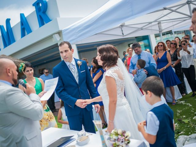 La boda de Gustavo y Pilar en Puerto De La Cruz, Santa Cruz de Tenerife 10