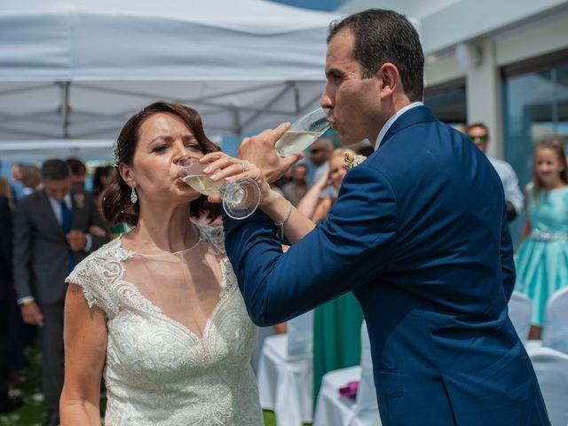 La boda de Gustavo y Pilar en Puerto De La Cruz, Santa Cruz de Tenerife 12