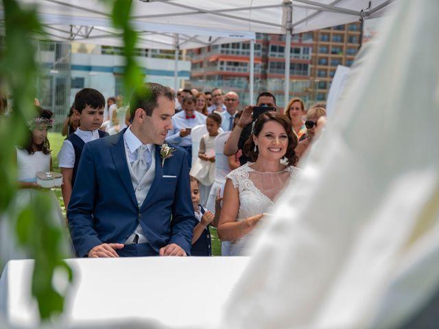 La boda de Gustavo y Pilar en Puerto De La Cruz, Santa Cruz de Tenerife 20