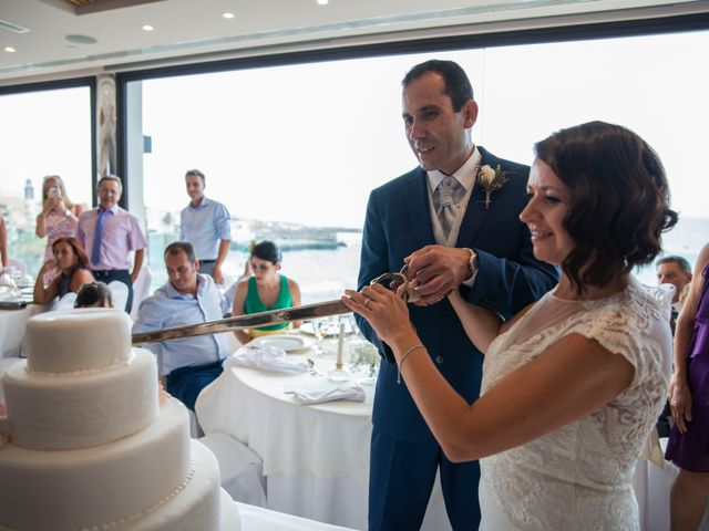 La boda de Gustavo y Pilar en Puerto De La Cruz, Santa Cruz de Tenerife 23