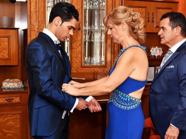 La boda de Clemente y Andrea en Los Ramos, Murcia 4