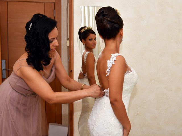 La boda de Clemente y Andrea en Los Ramos, Murcia 6