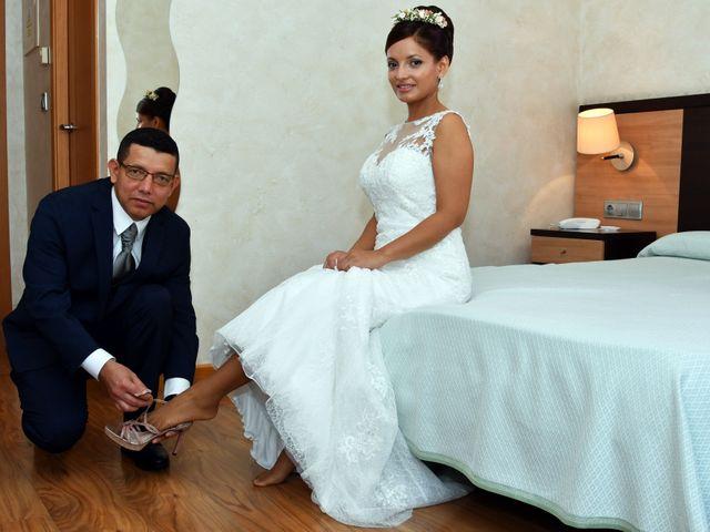 La boda de Clemente y Andrea en Los Ramos, Murcia 7