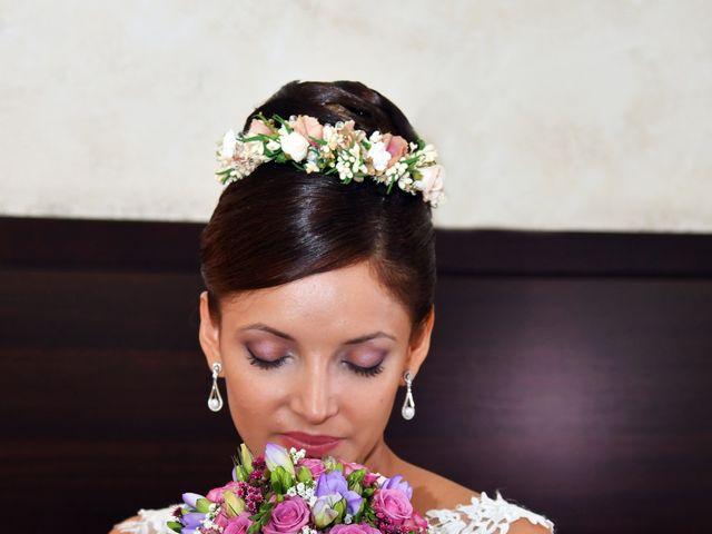 La boda de Clemente y Andrea en Los Ramos, Murcia 9