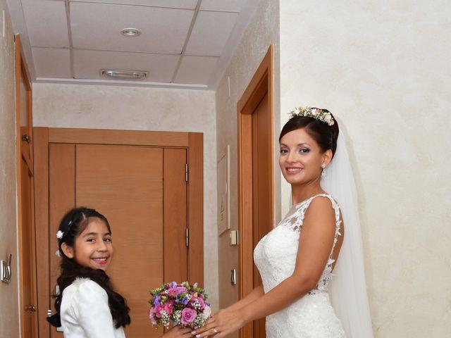 La boda de Clemente y Andrea en Los Ramos, Murcia 11