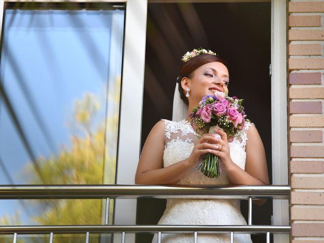 La boda de Clemente y Andrea en Los Ramos, Murcia 13